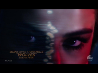 Here's a first look at the music video for Wolves! Tune-in to the @amas Nov 19th to see me perform it live for the first time. #
