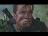 коммандос. 1985. Дубляж Хлопушка. HD 720p. VHS