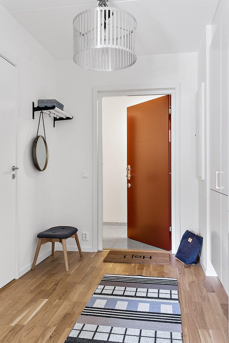 Скандинавская квартира-студия почти 32 м.