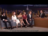 [SUBS] Riverdale Cast - Jimmy Fallon