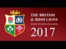 Rugby - 2017 British Irish Lions tour of New Zealand
