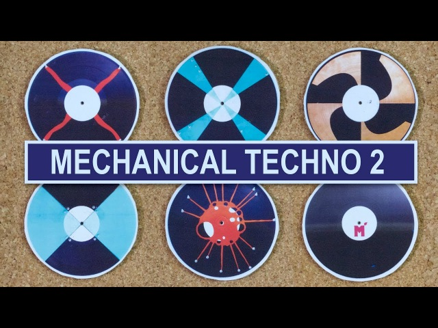 Computer Screen - Mechanical Techno Remix
