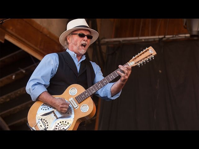 Roy Rogers and the Delta Rhythm Kings with Carlos Reyes | Live at Telluride Blues Brews Festival