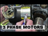 BOLTR Induction Motors EXPLAINED!  Power Factor and Failure Analysis