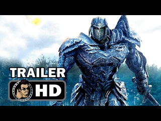 TRANSFORMERS 5: THE LAST KNIGHT Official