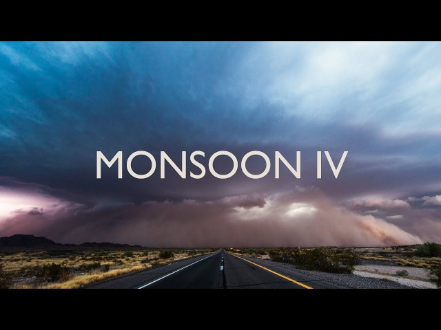Monsoon IV 4K A 4K Storm Time-lapse Film
