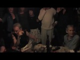 Levon Helm Smoking a Doobie with Billy Bob Thornton Talking Break Up of The Band