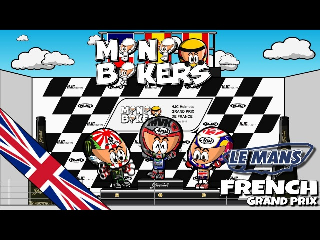 [ENGLISH] MiniBikers - 8x05 - 2017 French GP