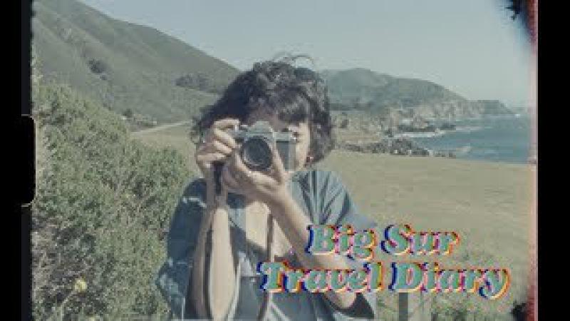 Travel Diary • Big Sur Roadtrip (Super 8)