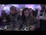 74127 Skrillex and Diplo (Jack U) and Major Lazer @ Camp Question Mark @ Burning Man 2015