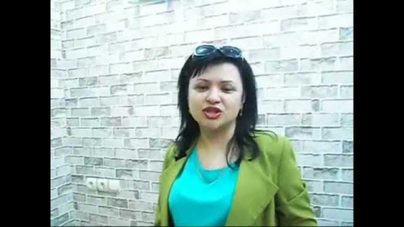 Отзыв Елены Злобиной на МК Марии Мордовиной
