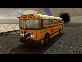 Школьный автобус Моло в Carmageddon Reincarnation