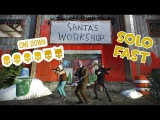 How to solo quickly pass mission Santas Workshop on One Down (PAYDAY2)