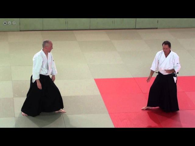 Christian Tissier, 7th Dan Aikikai - A Berlin-Seminar, June 2013, Part XV