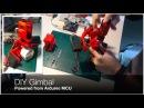DIY Gimbal with Arduino - MPU6050 - Servo Motor