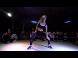 FRAULES JUDGE DEMO - LADIES IN DANCEHALL (DHI preselection Siberia)
