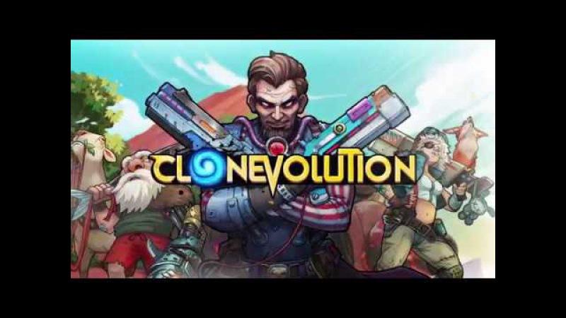 Clone Evolution: War Of The Mutants - Геймплей | Трейлер