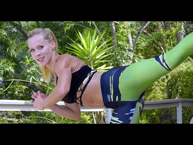 Advanced Fat Burning Cardio Workout - Lose Weight Fast