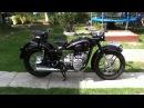 Motocykl M72 K750