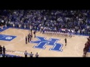 Kirstin Maldonado ~ USA National Anthem • Kentucky Wildcats Basketball Team | KY University