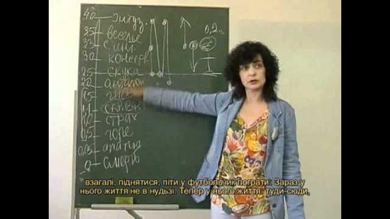 Лекция Марины Грибановой - Правда о наркотиках