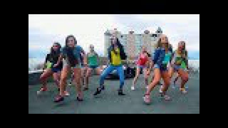 Гоп стоп Дубай. Танец красивых девушек