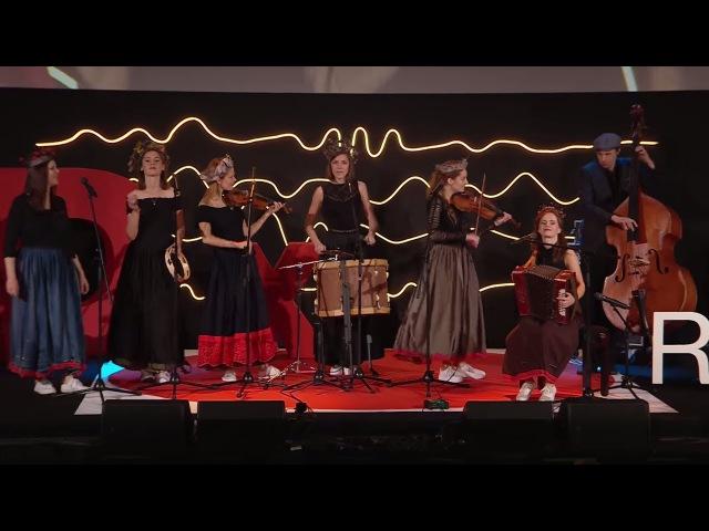 Dai cytys meitys | Tautumeitas - Performance | TEDxRiga
