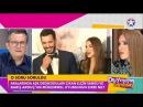 Mutluluk Zamanı Filmi Galası Barış Arduç ve Elçin Sangu Aşk Haberlerine Gupse Özay'ın Cevabı