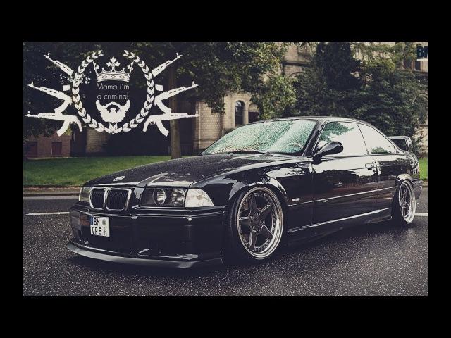 Пацанам в динамики BMW E36