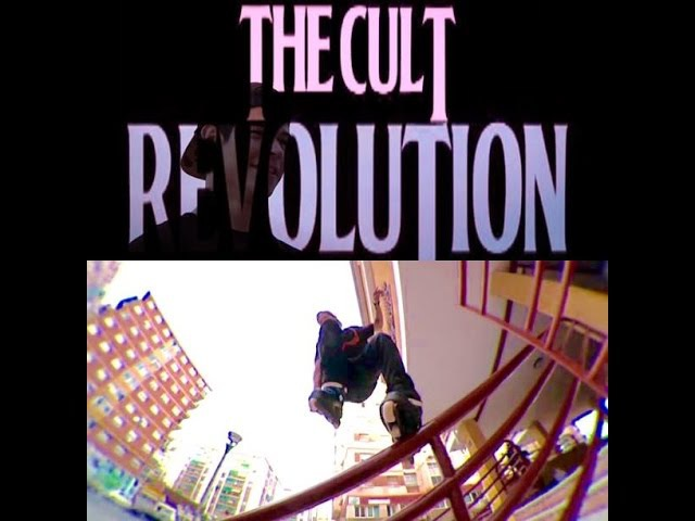 Aritz Ortega The Cult Revolution