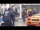 Nach BVB Attentat - Rapper mit Pistolen sorgen in Innenstadt für Großaufgebot