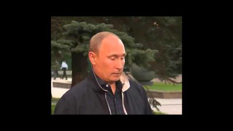 Putin über Assads Giftgas Attacke in Syrien Wir sind entschieden gegen Chemiewaffen