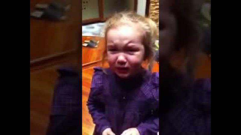 """""""Мама, у меня такие плаблемы"""" Маруся первый день идет в детский сад"""