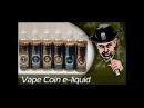 NRGon Vape Coin Обзор нашей новой линейки жидкости от George Batareykin