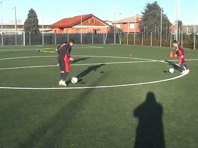 Individual Soccer School - tecnica del dribbling