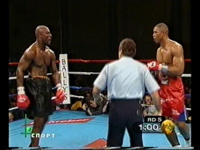 Derrick Jefferson-Maurice Harris(Вл.Гендлин ст)Деррик Джефферсон-Морис Харрис/Нокаут Года 1999