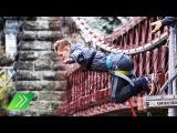 Новая Зеландия #3. Дебютный прыжок с моста. Восьмое чудо света  фьорд Милфорд-Са ...