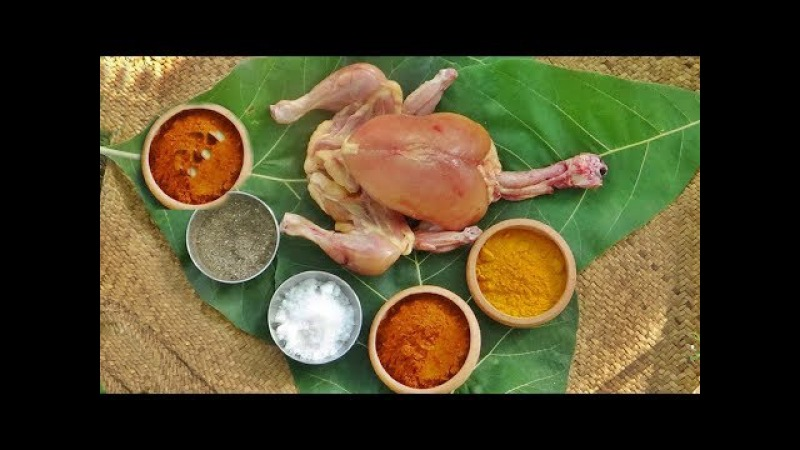 Village Food Factory Youtube Murgi Ranna Recipe How To Make Chicken Curry Indian Style Village Life