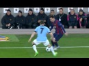 Leo Messi Nutmeg vs City - Guardiola Reaction