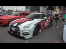 Mareike Fox drives her Prior Design GT R PD750 Widebody