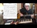 Manteca - Latin Jazz - guitar piano cover ( Dizzy Gillespie Walter Fuller )