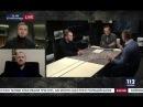 Олег Жданов, Дмитрий Линько, Левко Стек и Андрей Тетерук в программе Военный дневник . 19.11.2017