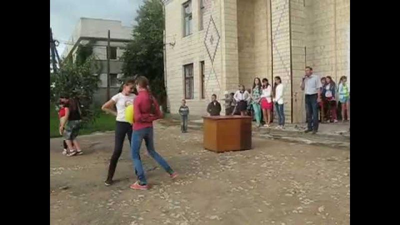 Конкурс із шаріками Свято Івана Купала 2016