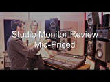 Studio Monitor Review Pt. 2 Mid-Priced - Warren Huart Produce Like A Pro.