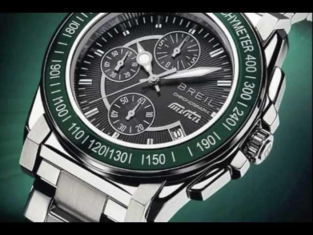 Breil Manta Orologio Uomo Cronografo TW0787