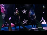 «Новая Фабрика звезд». Никита Кузнецов и Настасья Самбурская - «Плохие мальчики»