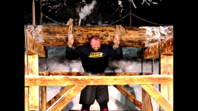 Hafthór Björnsson Thor new world record 2015