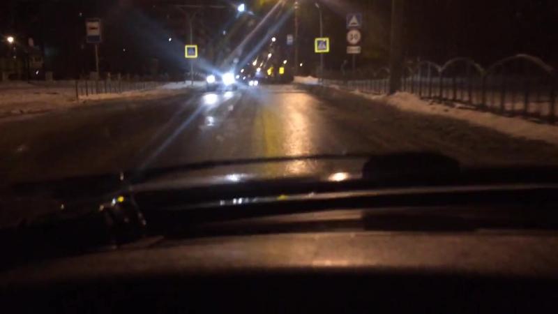 Валун на дороге Сыктывкар