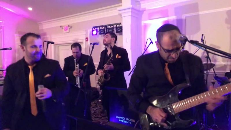 Jewish wedding music band Shir Soul - First Dance Set featuring Mordy Weinstein