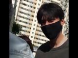 25.5.17  Lee Min Ho arrived at Susou Welfare office